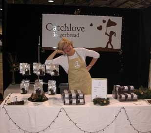 Chris Catchlove gingerbread maker