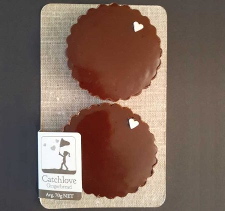Gingerbread twin rounds