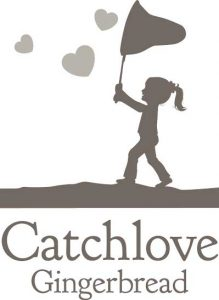 Catchlove Gingerbread Logo